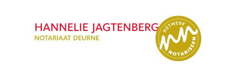 Logo Hannelie Jagtenberg