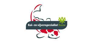 Logo Koi- en vijverspecialist