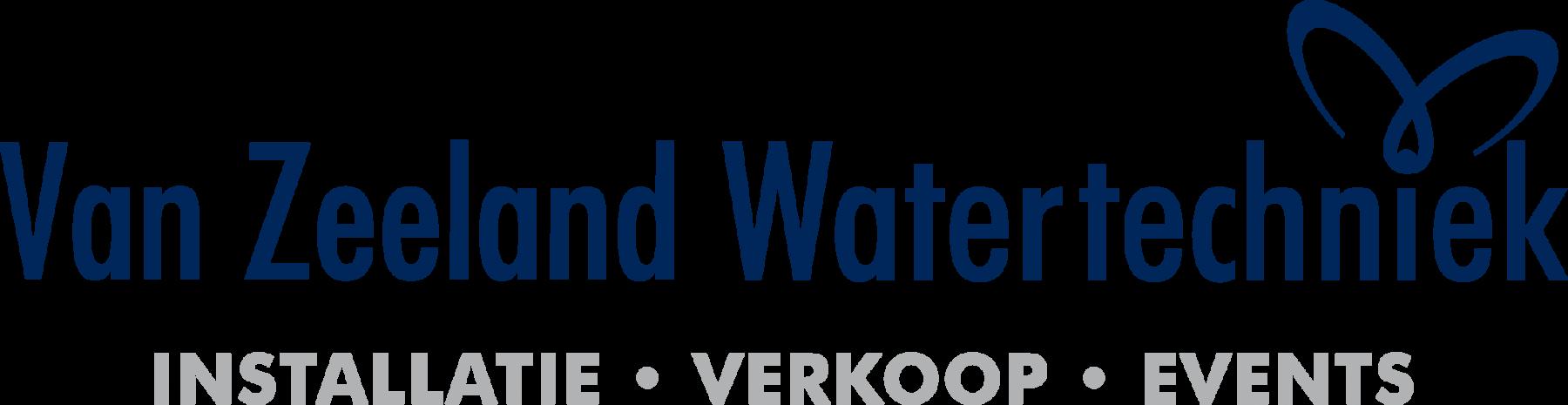 Logo van Zeeland Watertechniek